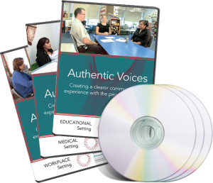 Authentic Voices trilogy
